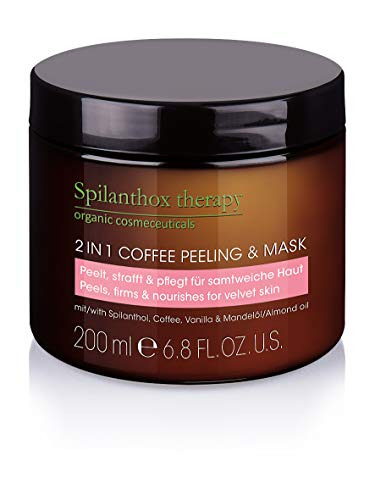 Spilanthox therapy - 2in1 Coffee Peeling & Mask - 200 ml