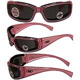 occhiali da sole donna rosa
