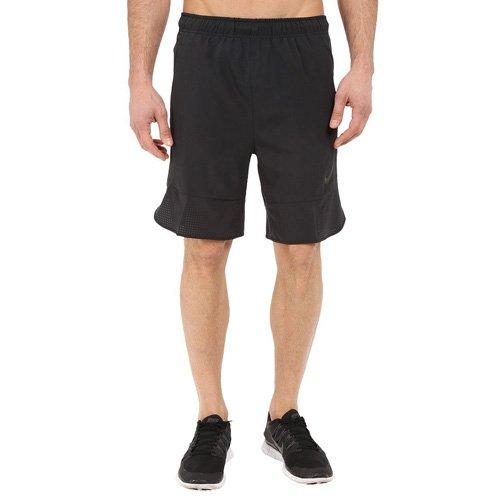 """Nike Short d'entraînement Flex 8 """" S Noir"""