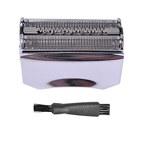 Testina di rasatura di ricambio 70S compatibile con i rasoi elettrici Braun serie 7 799cc, 795cc, 790cc-4, 760cc, 750cc, 735s, 730 con spazzola