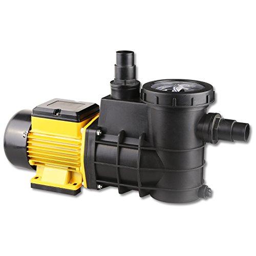 SunSun Pompa Per Piscina 5000 L/H 220 W Pompa Di Circolazione Filtraggio
