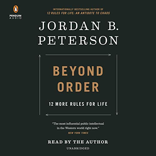 Beyond Order Audiobook By Jordan B. Peterson cover art