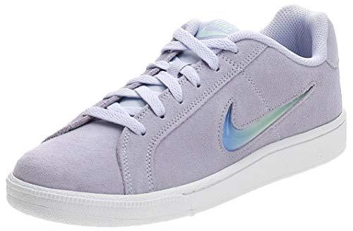 Nike Wmns Court Royale Prem, Zapatillas de Tenis para Mujer, Multicolor (Oxygen/Sapphire/Teal Tint/White 301), 37.5 EU