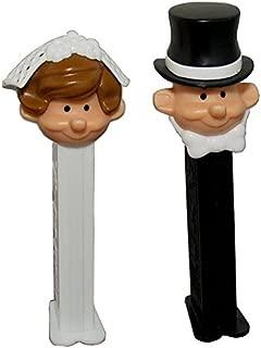 Bride & Groom Pez Set