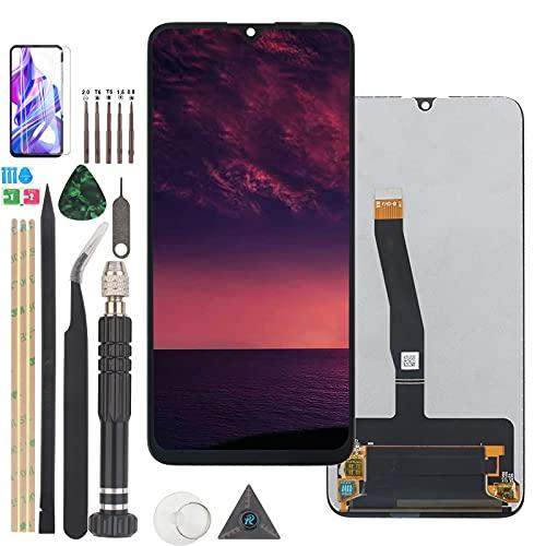 YWL-OU para Huawei P Smart 2019 Enjoy 9e LCD Display Digitalizador de Pantalla táctil +con un Conjunto de Herramientas (Negro)