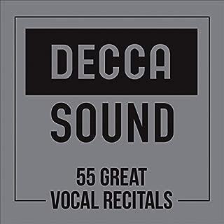 decca vocal recitals