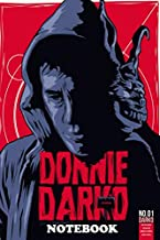 Notebook: Fictive Comic Cover Donnie Darko , Journal for Writing, College Ruled Size 6