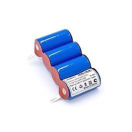 vhbw Batterie 3000mAh (4.8V) pour cisaille Gardena, Ciseaux à Gazon Batterie 75 (8802, 8818) comme Batterie 75, 8802-00…