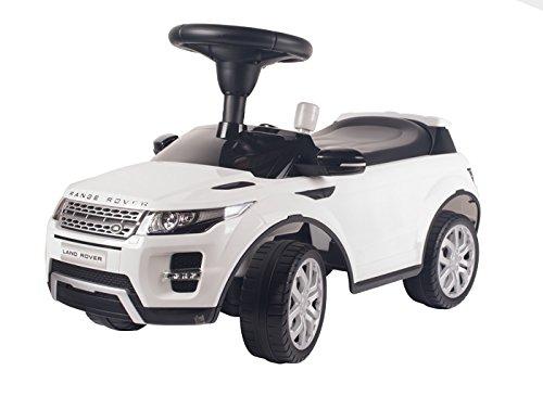 Range Rover Voiture à roulettes pour bébé et enfant Produit sous licence