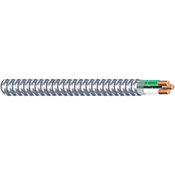 Southwire 68580023 100' 12/2 MC ALUM CABLE