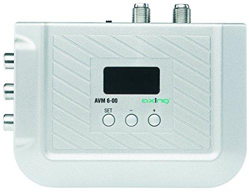 Axing AVM 6-00 A/V Stereo Modulator mit Scartanschluss, VHF/UHF