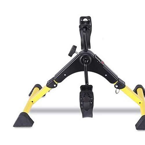 MENGCI Stepper voor fiets, indoor, voor gewichtsverlies, met LCD-monitor voor loopband voor Fitness Mini Stepper