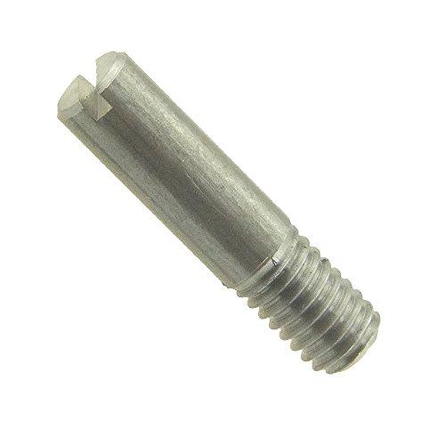 Schaftschraube mit Kegelkuppe u. Schlitz DIN 427 14 H Stahl blank M 10 x 50-50 Stk