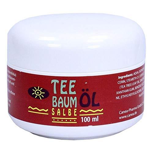 Pharma-Peter TEEBAUM ÖL SALBE, 100 ml