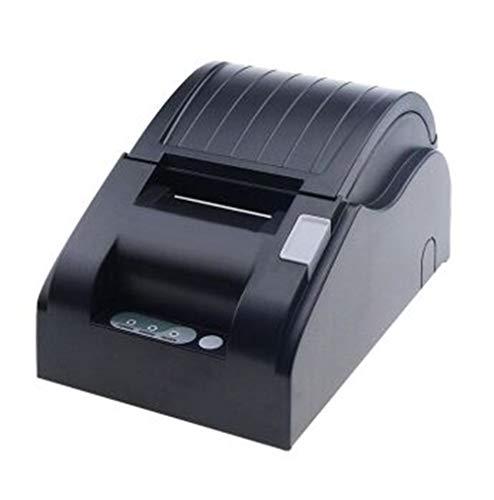 SHIJING groothandel thermisch 58mm printer USB + LAN-aansluiting hoogwaardige 58mm kwitantie factuur kleine ticket cassenprinter afdruksnelheid snel