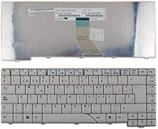 IFINGER Teclado espa/ñol para Acer Part Number 90.4HV07.S0S Espa/ñol con Opciones EAN-MPN