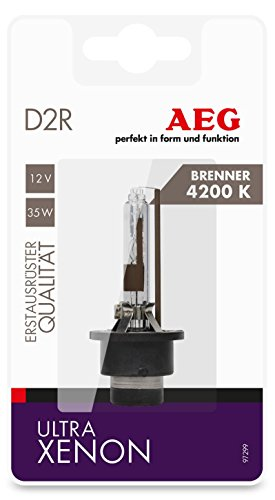 AEG Automotive 97299 Brûleur Ultra Xenon D2R 4200 K, 12 V, 35 W
