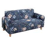 Stretch Bedruckt Sofa Couch Bezüge 1/2/3/4 Sitzer Elastischer Schonbezug Universal Passform Sessel Pillow Cover X 1 3 4 Sitzer(235-300Cm/92-118')