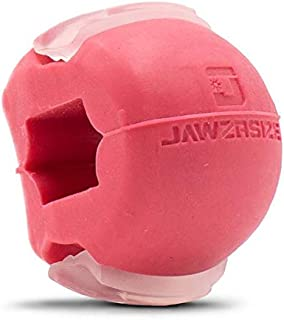 Jawzrsize Jaw, Face, and Neck Exerciser - Define Your Jawline, Slim and Tone Your Face, Look Younger and Healthier - Helps Reduce Stress and Cravings - Facial Exerciser