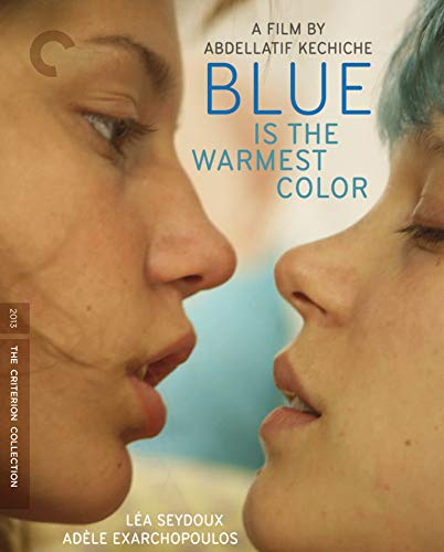 Blue Is the Warmest Color (Criterion Collection) (Blu-ray)