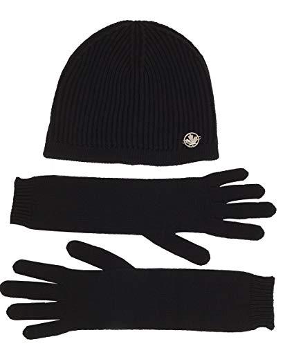 DSQUARED2 Set muts en handschoenen voor dames Canadian Logo Beanie en Gloves Set