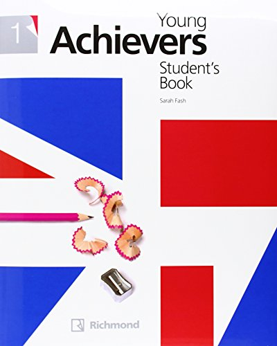 YOUNG ACHIEVERS 1 STUDENT'S BOOK - 9788466817356