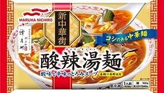 [冷凍]マルハニチロ 酸辣湯麺 409g×12袋