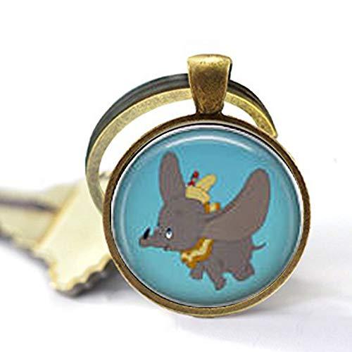 bab Dumbo Schlüsselanhänger