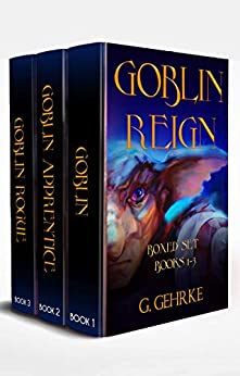The Goblin Reign Boxed Set by [Gerhard Gehrke]