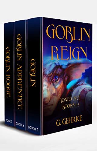 Featured Fantasy: Goblin Reign by Gerhard Gehrke