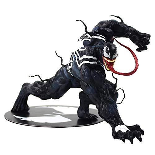 LICCC Los Avengers Increíble Spiderman Venom Figura Juguete Brinquedos 1/10 Scale Statue Pintado Modelo Pintado Kit Brinquedos Figuros Regalo (Color : In Bag)