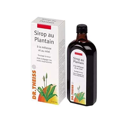 Dr. Theiss Naturwaren - Dr Theiss Sirop Au Plantain Jour 250ml