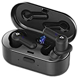 KLIM Pods - Bluetooth 5.0 Kopfhörer in Ear + Hohe Klangqualität + Hervorragende Isolierung + Leichte & schnelle Kopplung + Lang anhaltende Batterie 30 h + Neuheiten 2021