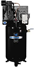 Industrial Air IV7518075 Vertical 80 gallon Two Stage Cast Iron Industrial Air Compressor