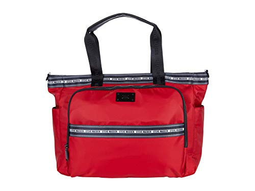 Steve Madden Btrinaa Tote Red One Size