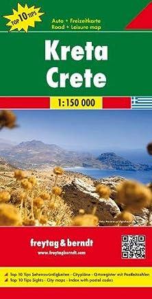 Carte Routiere Crete En Francais.Amazon Fr Carte Routiere Crete Livres