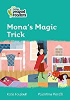 Level 3 - Mona's Magic Trick (Collins Peapod Readers)