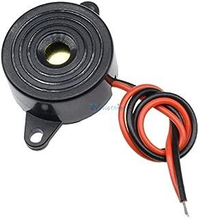 Best Price 10Pcs Durable 3-24V Piezo Electronic Buzzer Alarm 95DB Continuous Sound Beeper for Arduino Car Van