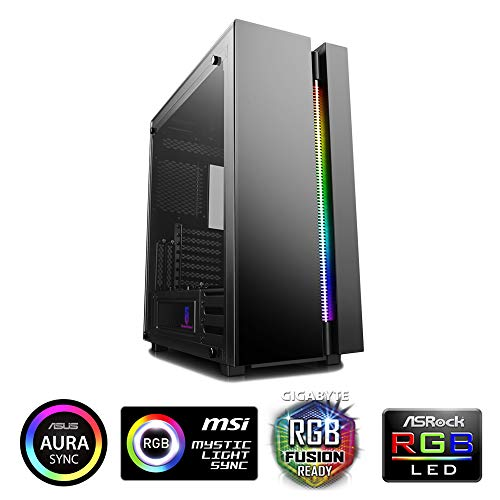 Deepcool New Ark 90SE - Caja para Torre con Kit Windows