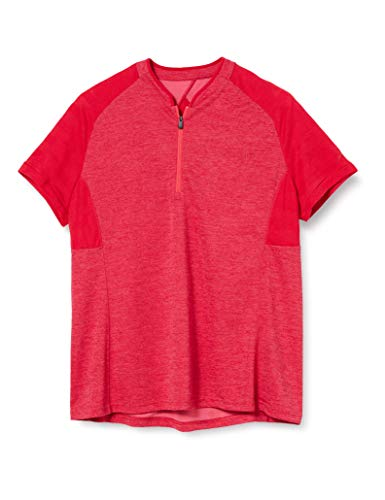 Vaude Damen T-shirt Women's Tamaro T-Shirt III, Crimson Red/Cranberry, 36, 40866