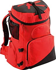 External Fabrics: Polyester 600D Ripstop Dimensions(LxWxH): 450 x 280 x 600mm Opening: Head On Carrying System: Back Pack Resistant Lining: Padded Lining & Back Padded