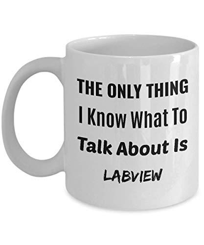 Labview kaffeetasse - das einzige, Worüber ich sprechen kann, Ist labview