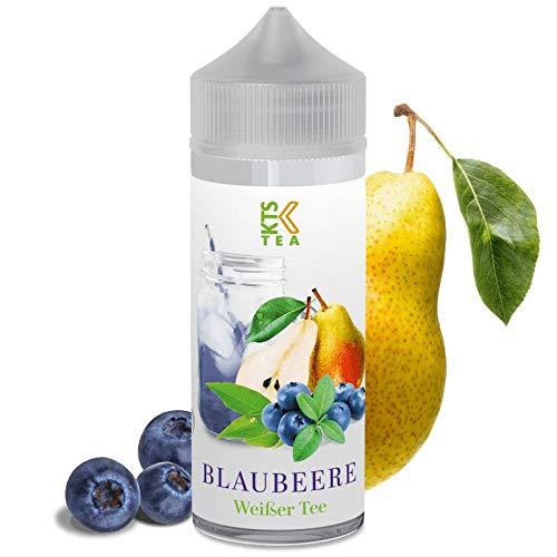 KTS Tea Blaubeere Weißer Tee Aroma