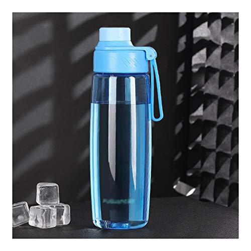 ZYS Práctica Botella de Agua Botella Deportes Agua 680ml / 880ML Grande BPA Botella de Bebida Gratis, a Prueba de Fugas Deportes Frasco Ideal for Deportes Running Senderismo Regalo Ideal