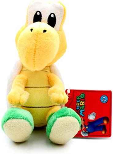 Global Holdings Super Mario Plush - 5 Koopa Troopa Noko Noko by Global Holdings