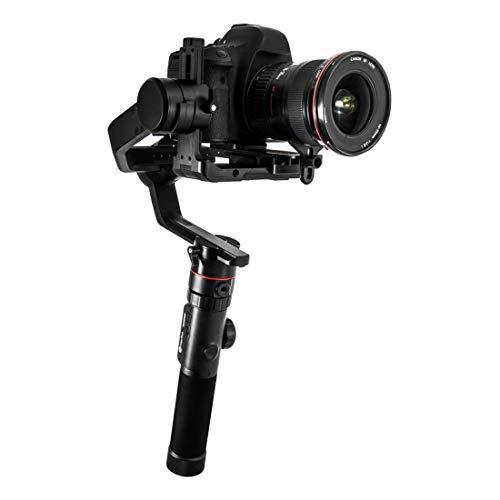 Estabilizador Gimbal Feiyutech AK4000-4kg - 3 Eixos P/Câmeras DSLR + Follow Focus AKFII