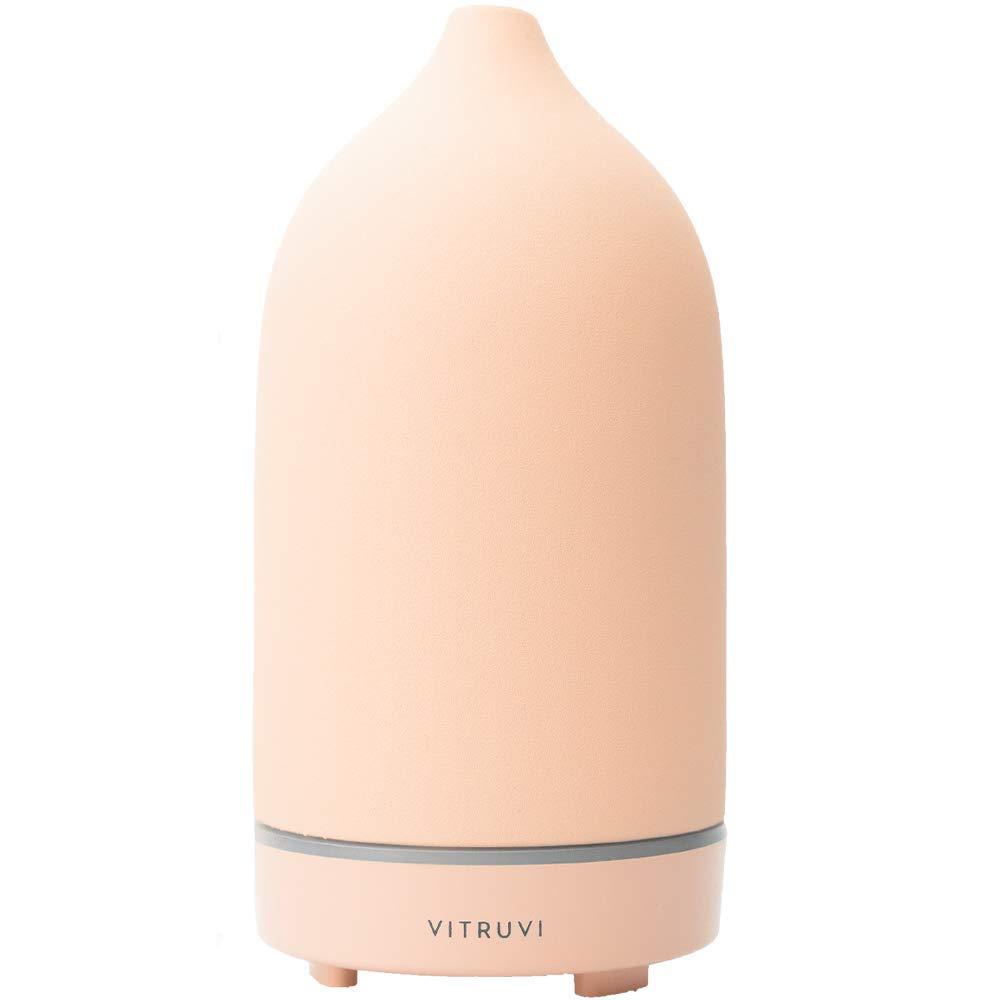 Vitruvi Stone Diffuser Ceramic Ranking TOP13 Translated Essential Oil Ultrasonic Diffuse