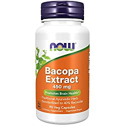 Bacopa extract Now Foods