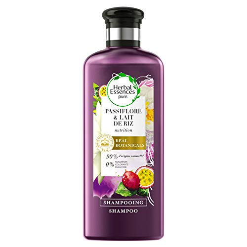 Herbal Essences Passion Flower and Rice Shampoo, 250 ml