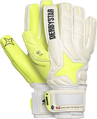 Derbystar APS White Neon Star, 9, weiß gelb, 2672090000